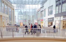 Large Metro Shopping Centre