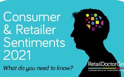 Consumer and Retailer Sentiment 2021